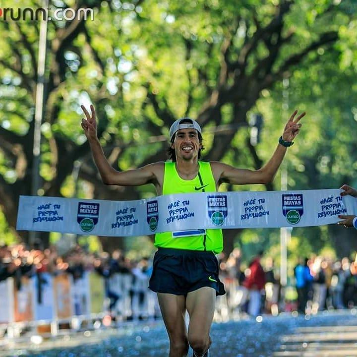Desde maratones hasta 10k, en las fiestas de Mayo 1