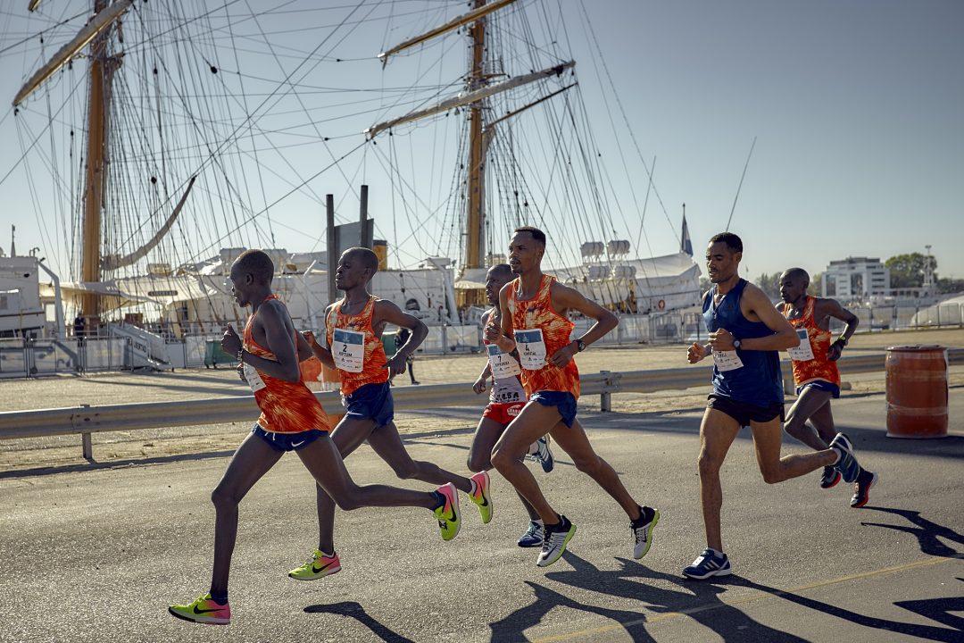 Con la Expo ya se palpita el Maratón 1