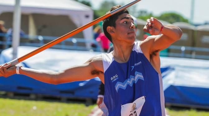 Gustavo Osorio se destacó en el Provincial u18 de Buenos Aires 2