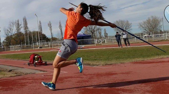 Los atletas argentinos ganaron ocho pruebas en la Araucania 1