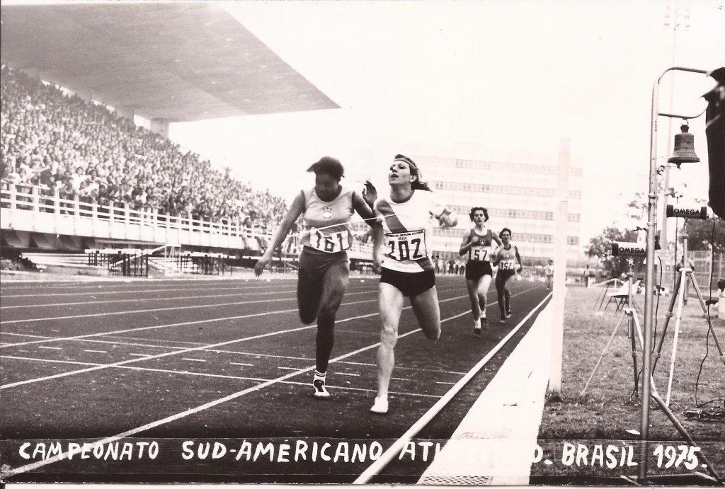 Ana María Nielsen, otra de las precursoras en el atletismo de fondo femenino 1
