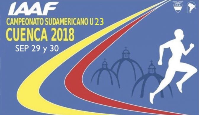 Campeonato Sudamericano U23 - Cuenca - ECU 1