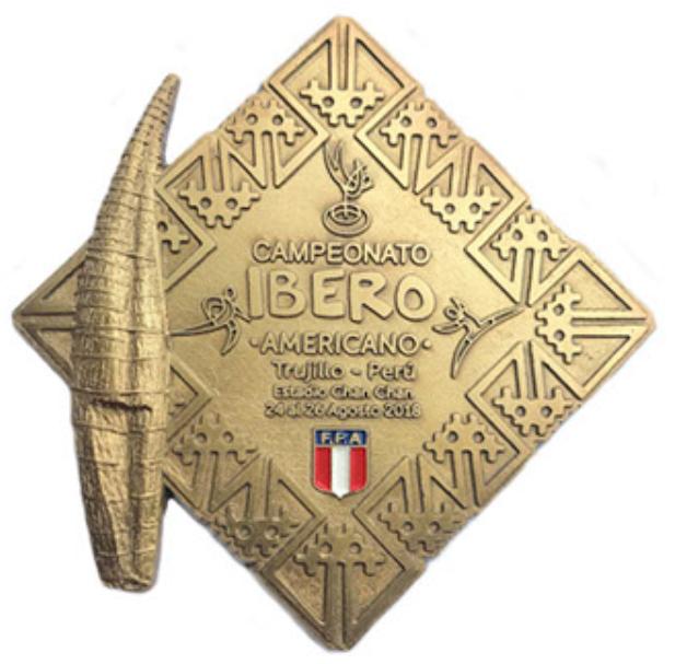 Campeonato Iberoamericano - PER 1