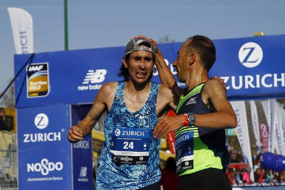 Los maratonistas argentinos en los Juegos Pan 3