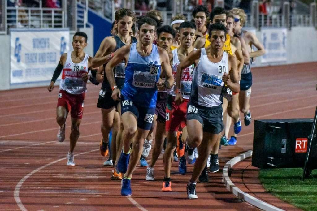 Argentina va con 38 atletas al Sudamericano 12