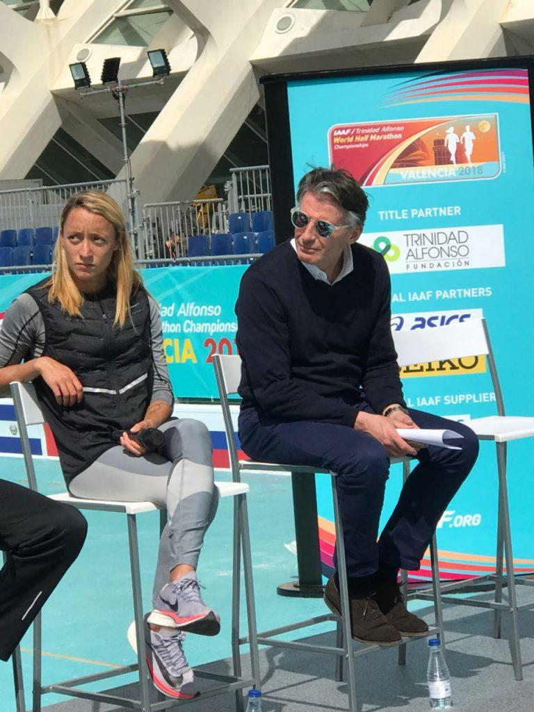 Mensaje de Sebastian Coe por las grandes carreras en la Argentina 3