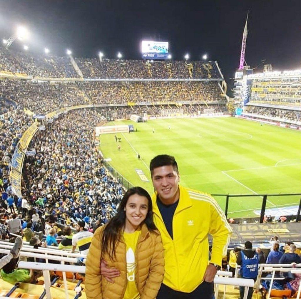 Boca Juniors y su mensaje por Braian Toledo 5
