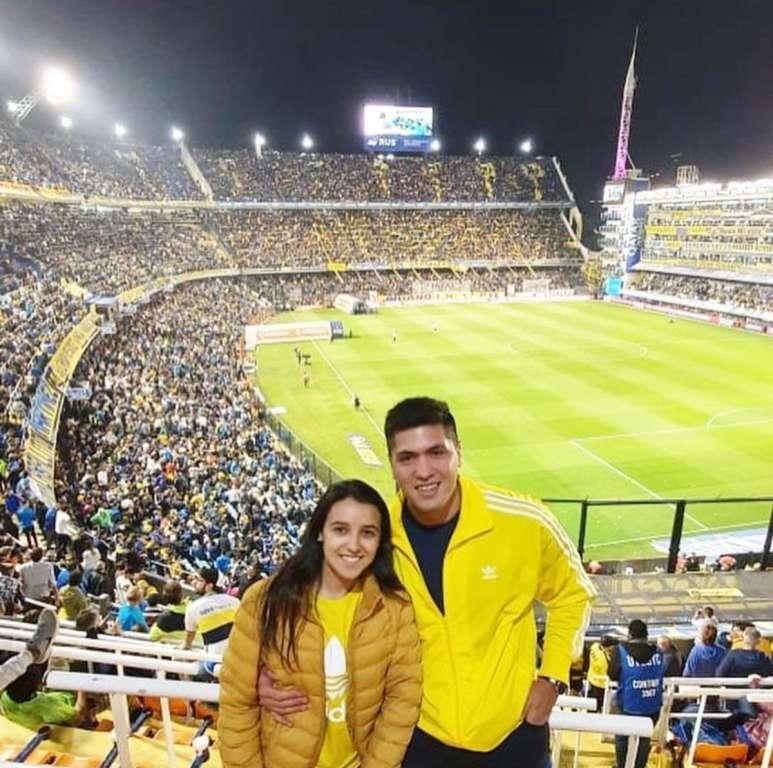 Boca Juniors y su mensaje por Braian Toledo 4