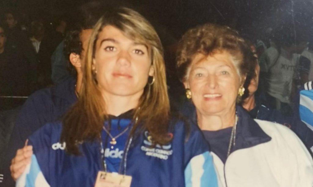 Ana María Comaschi, la atleta completa 1
