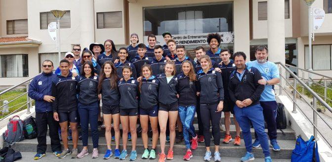 Argentina en Cuenca U-23 2