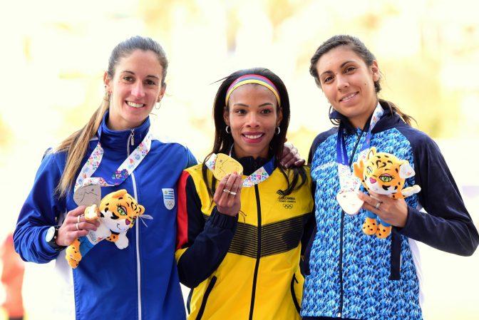 Medallas Argentinas en Cochabamba 2