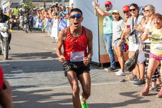Gran victoria de David Rodríguez en Comodoro