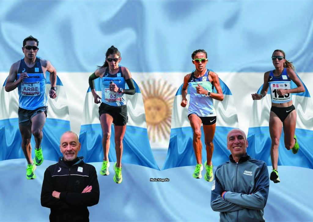 Rumbo al Mundial de Media Maratón – CADA