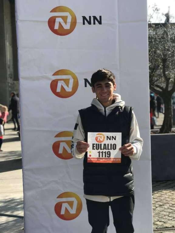 Muy buen debut de Muñoz y Ocampo como maratonistas 5