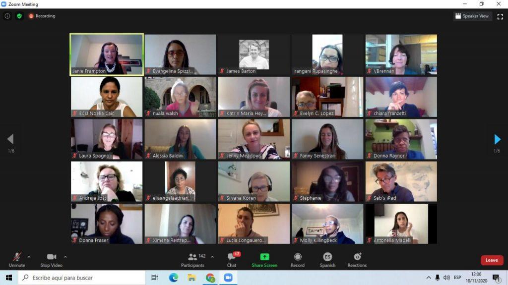 Conferencia Global de Liderazgo de Género 3