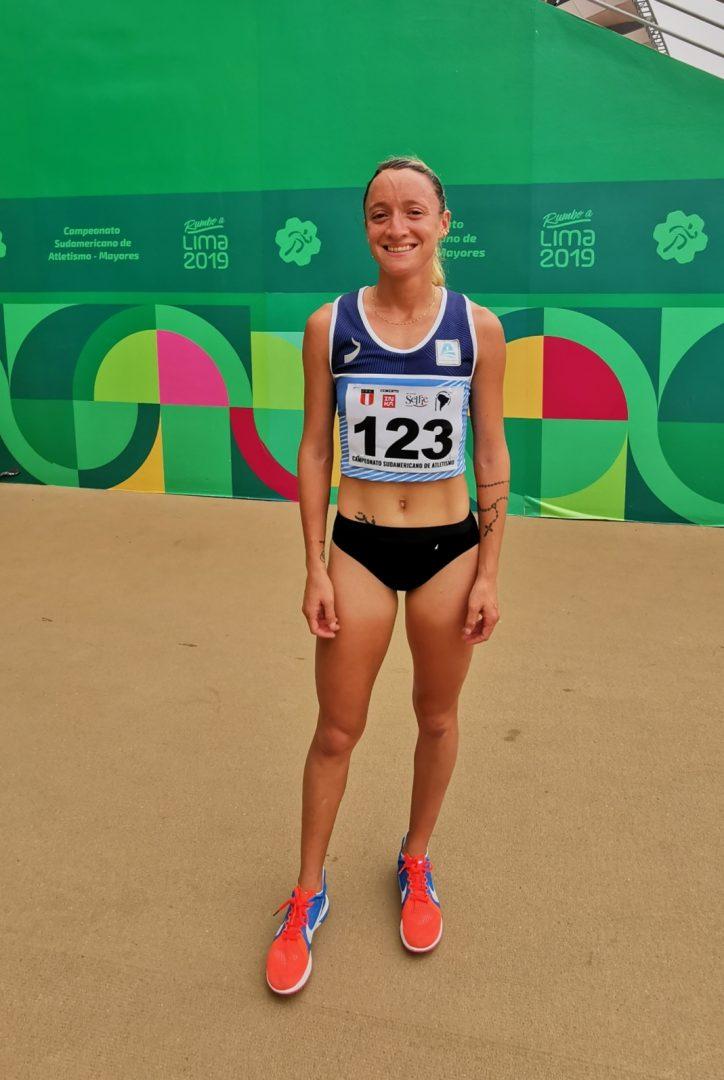 Oro para la Argentina con Florencia Borelli 4