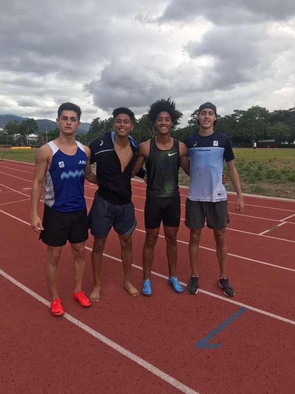 Los juveniles argentinos, en Costa Rica 9