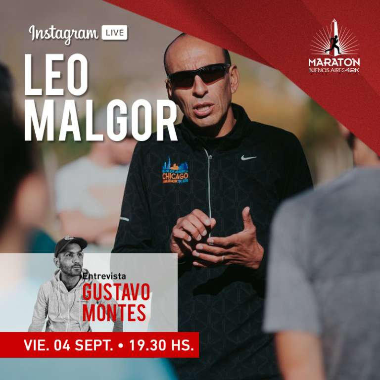 Leo Malgor, charla en vivo por Instagram 2
