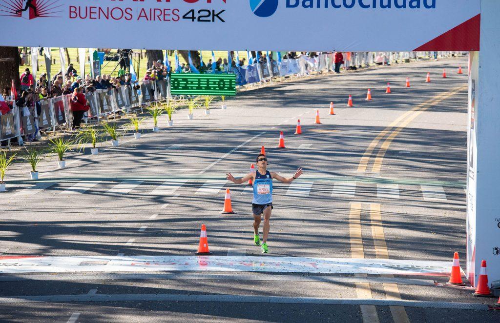 Joaquín Arbe construye su casa y anhela volver a correr 2