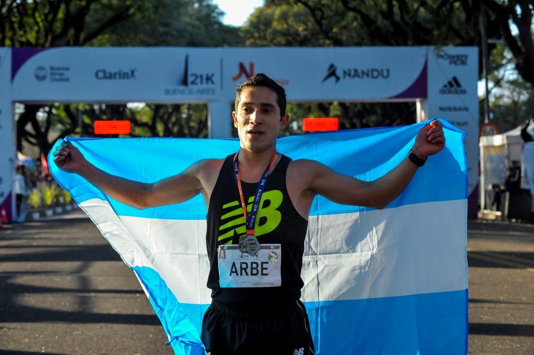 Joaquín Arbe, el fondista del momento 2