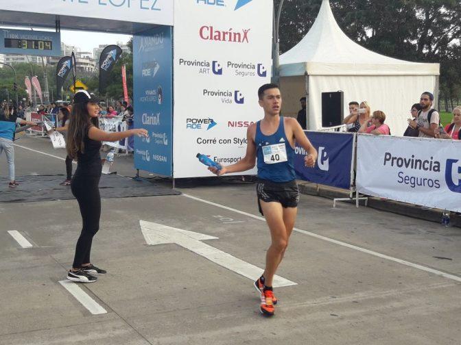Dávila y Ovejero ganaron las 10 millas de La Rioja 2