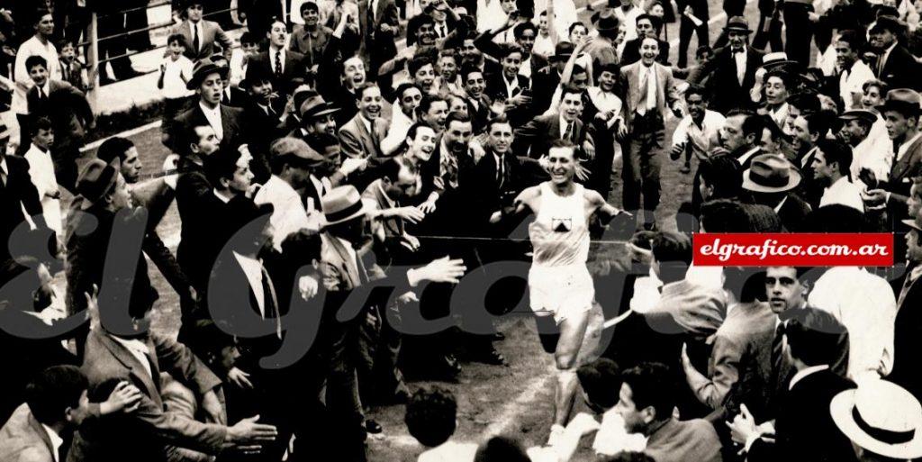 José Ribas, un precursor del atletismo de fondo en la Argentina 1