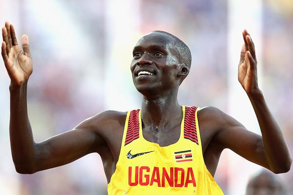 Superfiguras de Uganda para el Mundial 21k 3