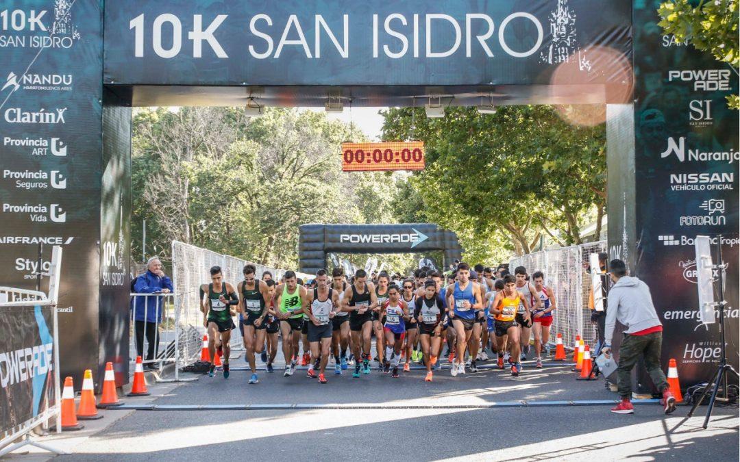 Inscripciones para 10k San Isidro/Campeonato Nacional 1
