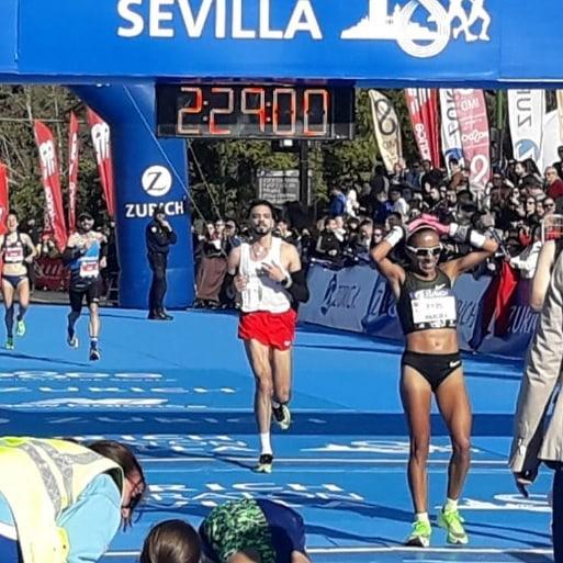 El historial del tope femenino de maratón en Argentina 1