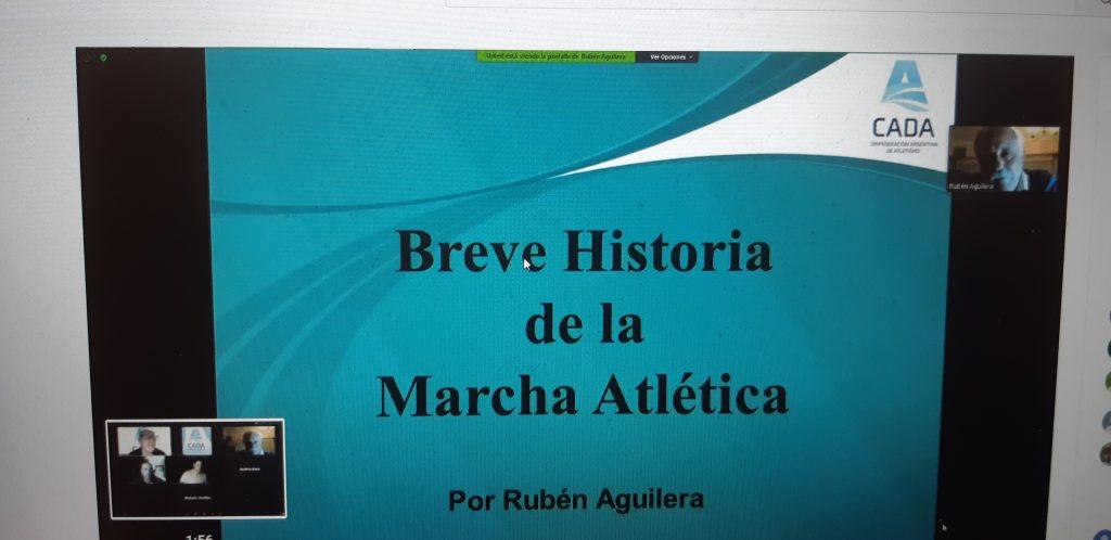 HISTORIA DE LA MARCHA 1