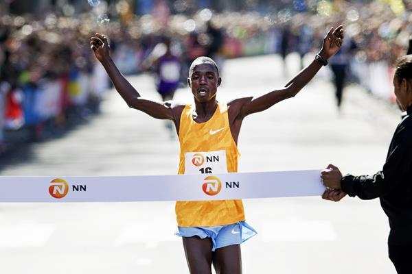 Marius Kipserem, otra gran figura que llega al Maratón 2