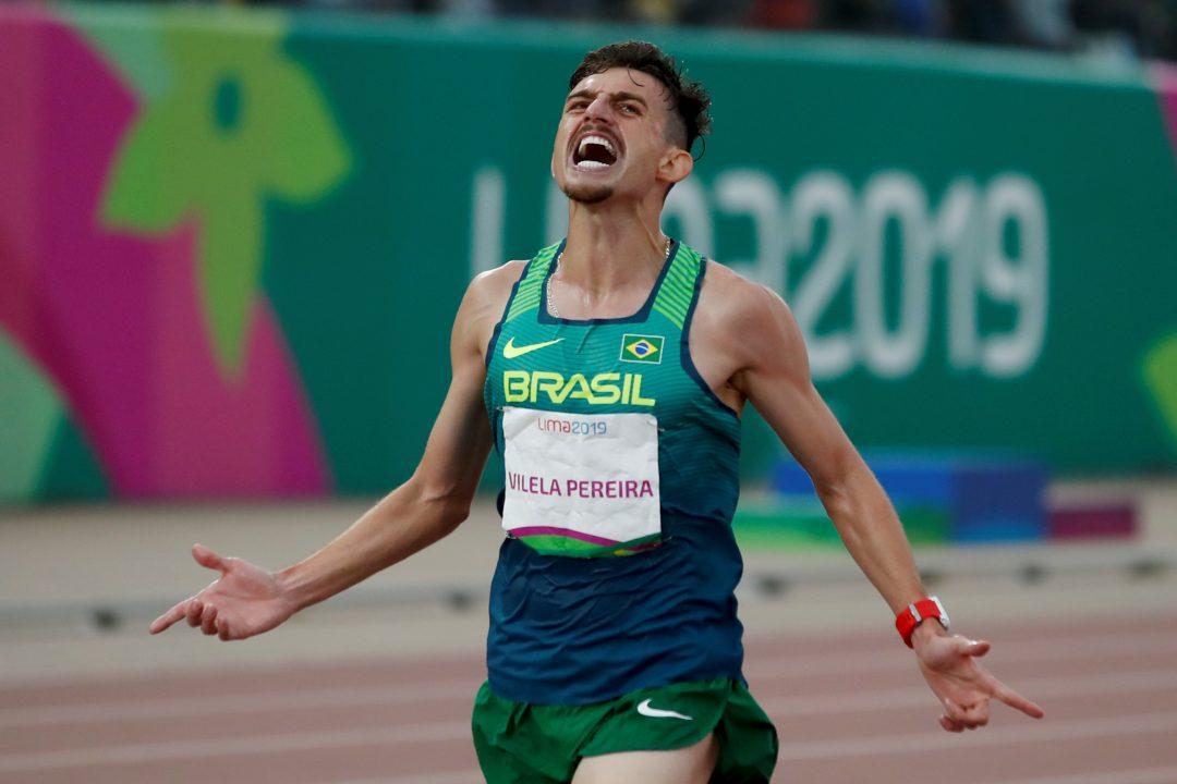 Ederson, con oro panamericano, viene al 21k de Buenos Aires 1