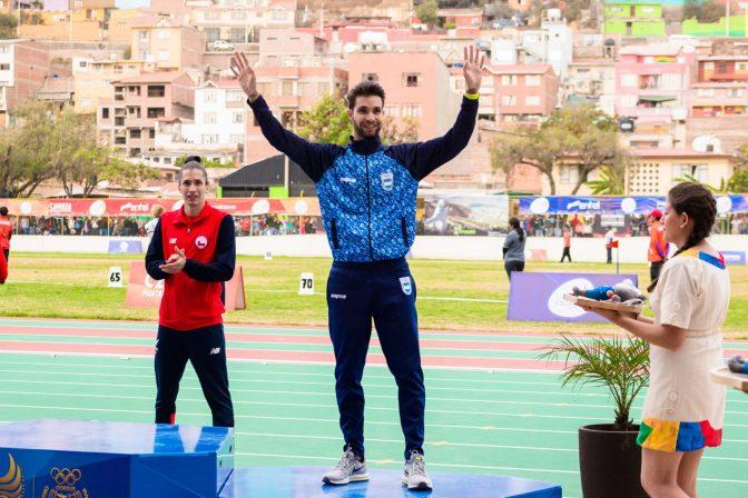 Destacados atletas para los 10km de San Isidro 1