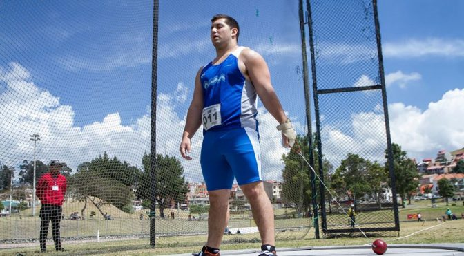 Fiesta de atletismo internacional en Concepción del Uruguay