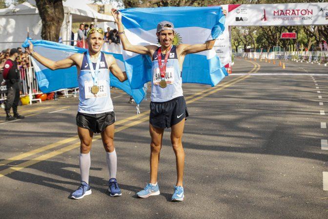 """Maratón: la """"legión argentina"""" participa en Sevilla 1"""