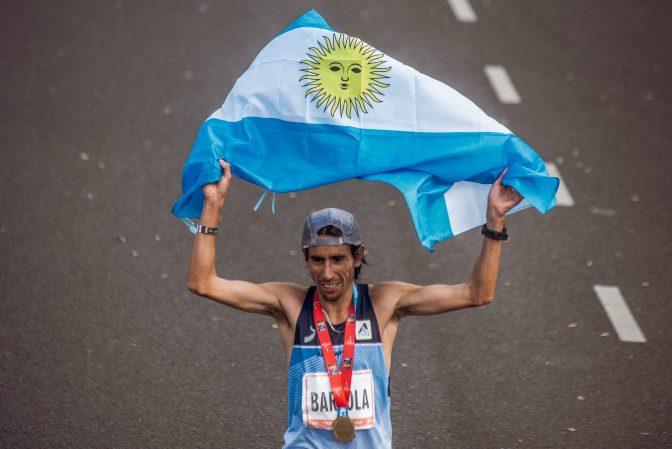 Gran actuación de los maratonistas argentinos en Sevilla 2