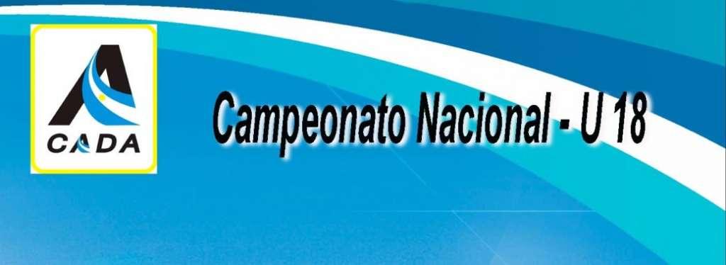 52° Campeonato Nacional U18 - CENARD 1