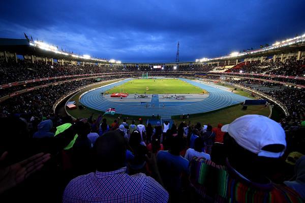 También se suspende el Mundial u20 en Nairobi 1