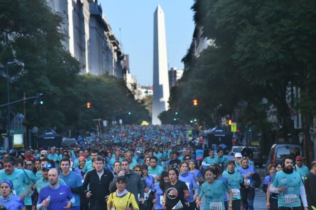 Todo listo para el 21k de Buenos Aires 1
