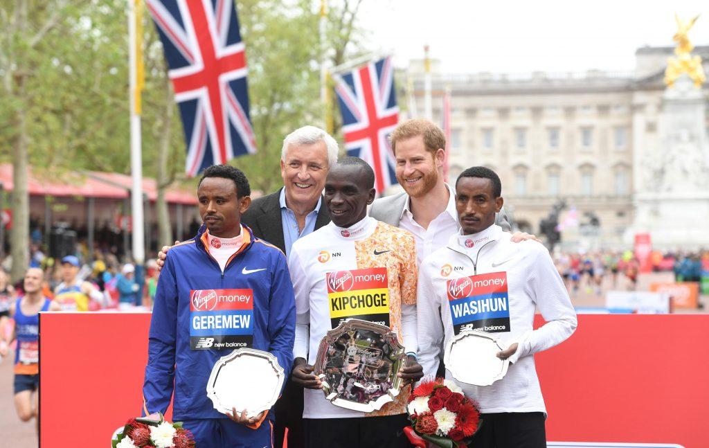 Urrutia, 2h42m06s y Geremew podio, en Londres 3