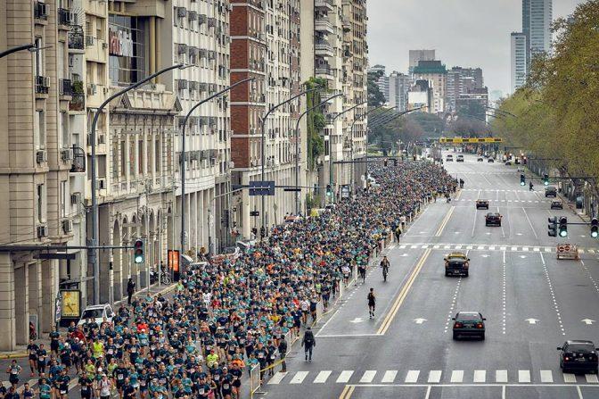 Buenos Aires prepara sus 21k con el Campeonato Nacional 2