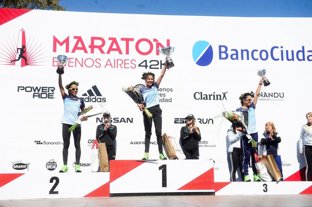 """""""Label"""" de la IAAF para los mejores fondistas argentinos y las carreras de Buenos Aires 1"""