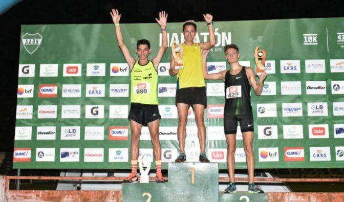 Carriqueo y Rosa Godoy ganaron en Río Cuarto 19