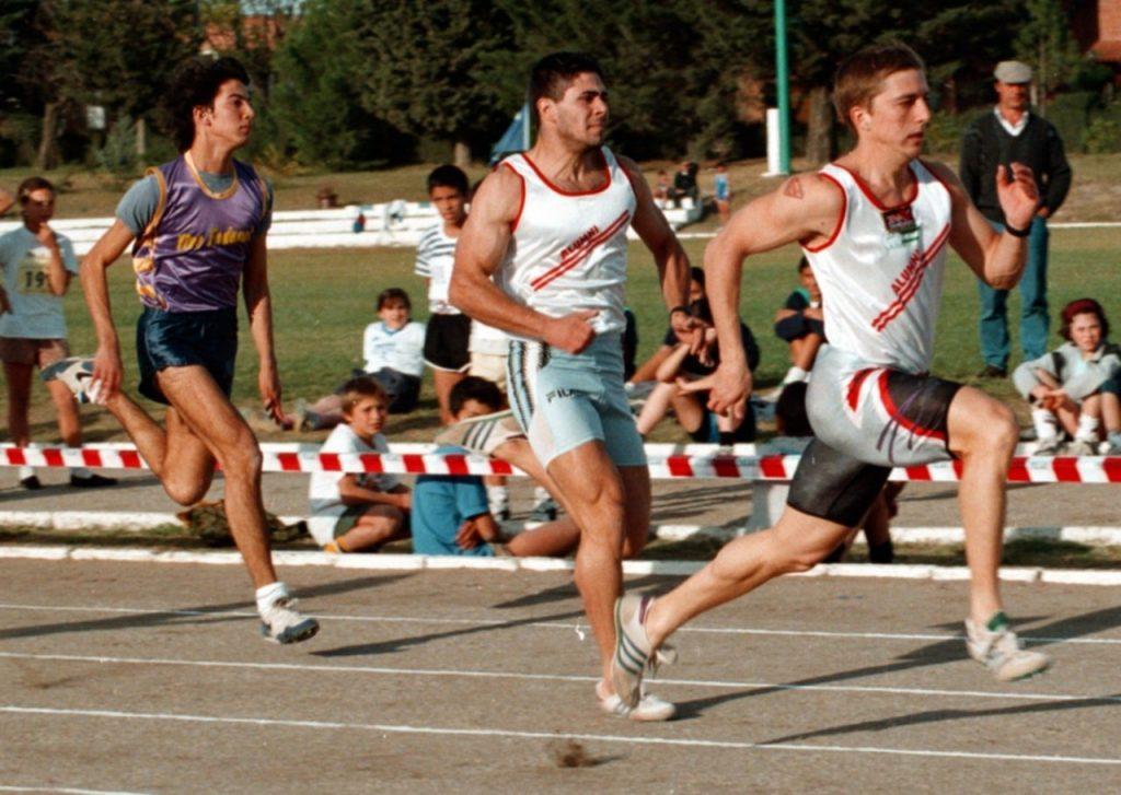 Gabriel Simón y sus recuerdos de la plusmarca de 100 metros 4