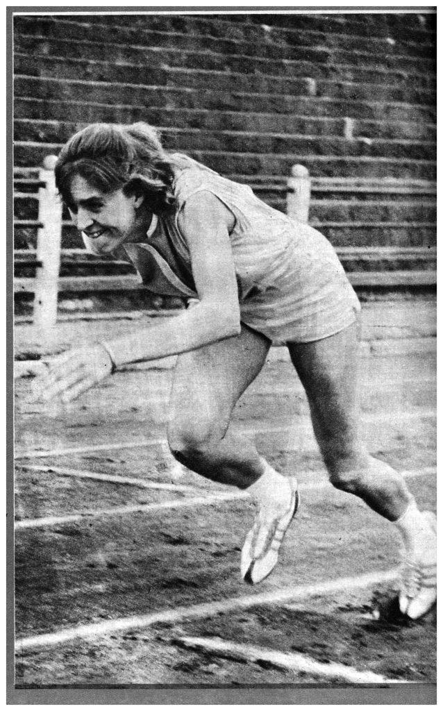 Susana Ritchie, un destello olímpico 1