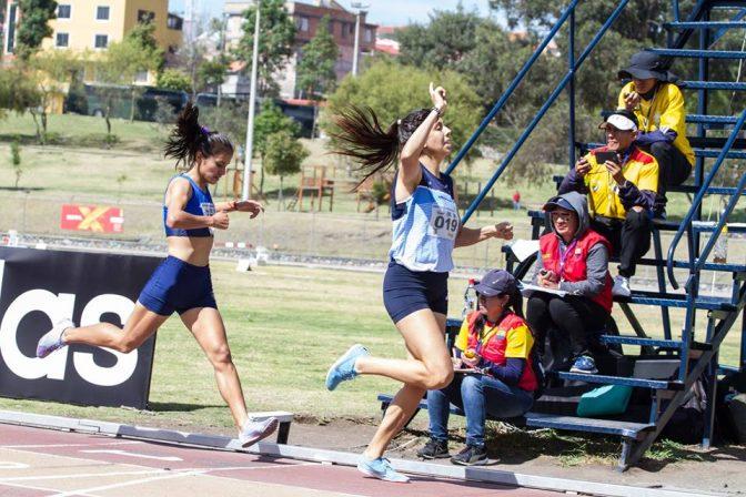 Micaela Levaggi, primer título para la Argentina 3