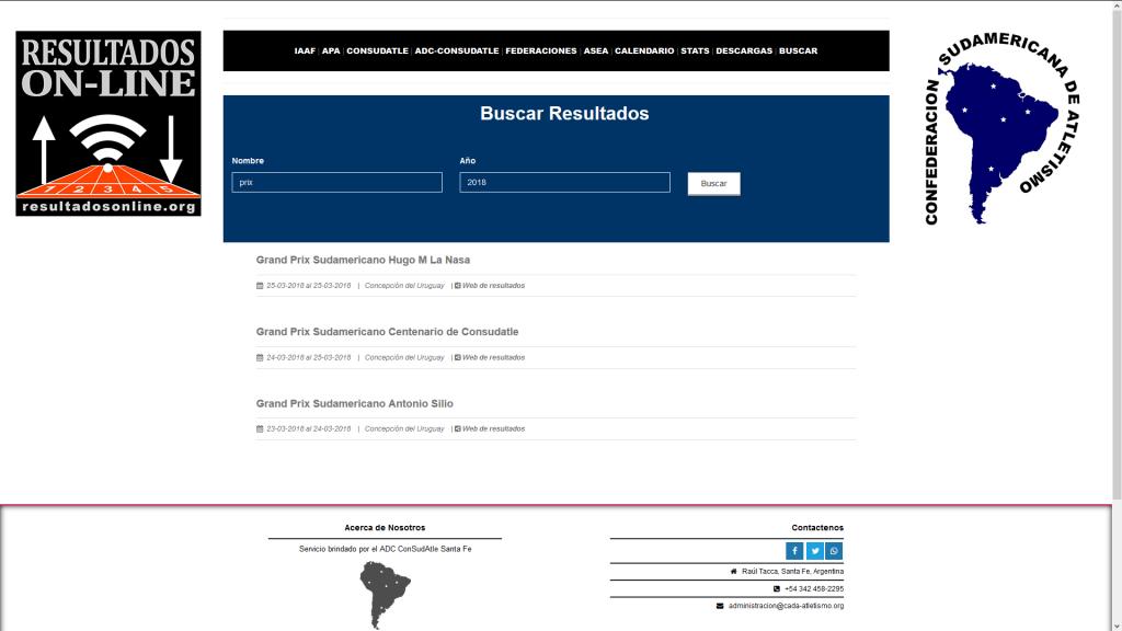 resultadosonline.org ahora puedes buscar en la historia