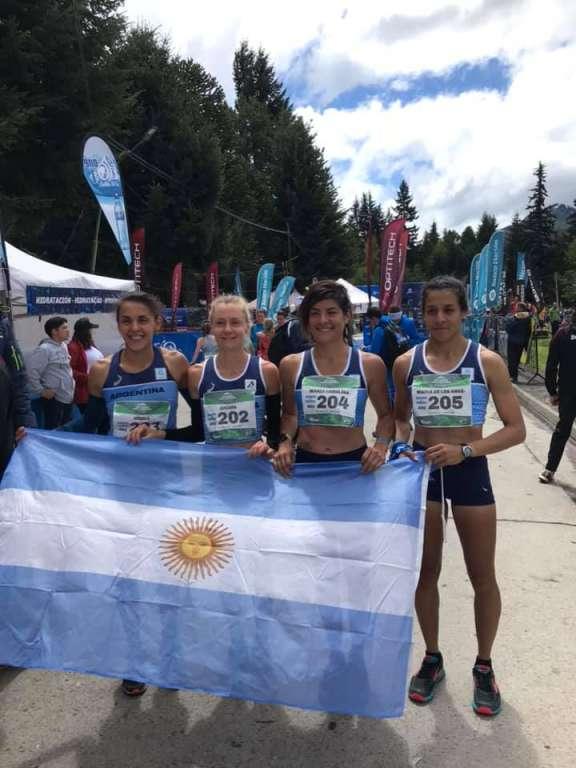 Chiara Mainetti, 13a en el Mundial de Montaña 1
