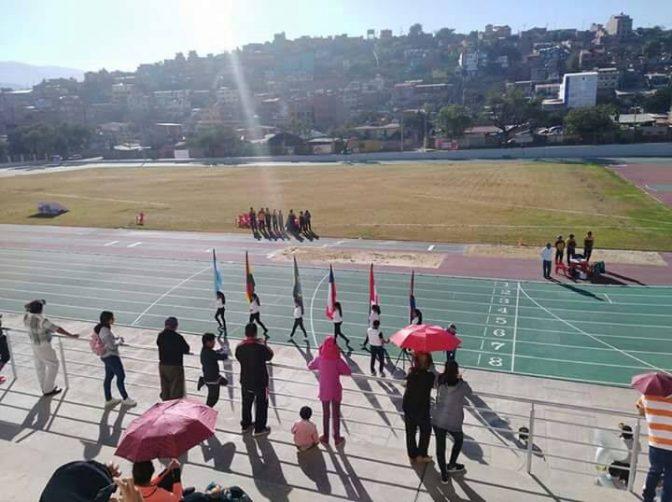 El atletismo prepara su debut en Odesur 6