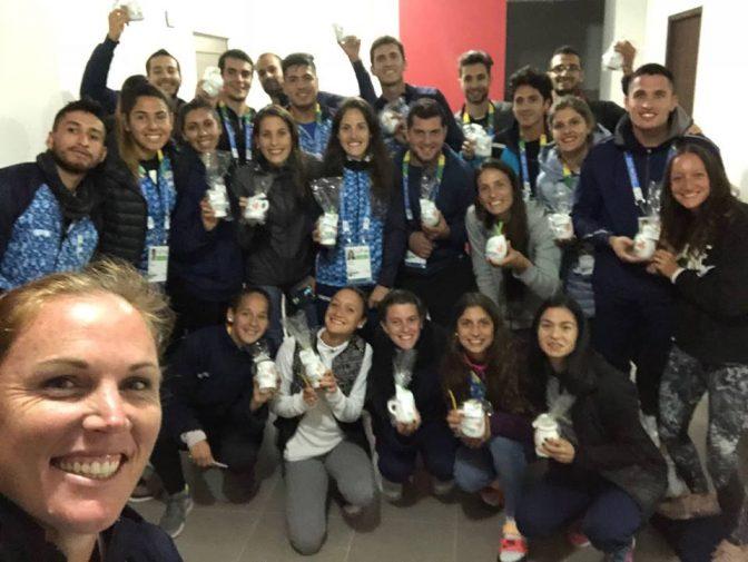 Argentina arranca mañana su actuación en Odesur 5